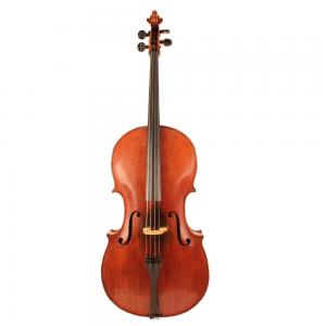 violonchelo antiguo alemán 1880