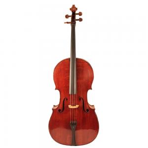 violonchelo antiguo alemán 1900