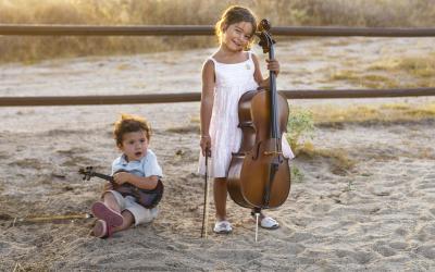¿Qué violonchelo para niño debo adquirir para mi hijo?